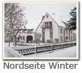 Nordseite Winter